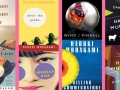8 books covers by Haruki Murakami