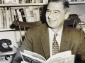 "Author and cartoonist Theodor Seuss Geisel ""Dr. Seuss"""