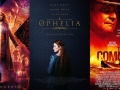 three movie posters coming out in June