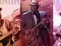 Blues singer and composer, Taj Mahal