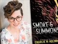 Author Yangsze Choo and her latest novel, Smoke and Summons