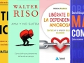 4 Spanish book covers