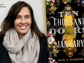 Alix E. Harrow and her first novel The Ten Thousand Doors of January