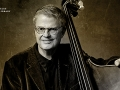 American jazz bass player and composer, Charlie Haden