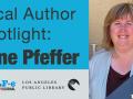 Local Author Spotlight: Anne Pfeffer