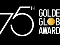 golden globe awards banner anniversary for this 75th annual event