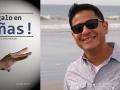 Lucas Soto y su libro ¡Dígalo en señas!