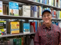 Richard Kraus in the Business & Economics Department at Central Library