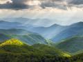 North Carolina's Great Smoky Mountains. Photo by Henry Hooper.