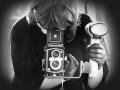 Women taking a photograph