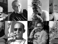 Collage of famous authors