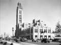 photo of Wilshire Boulevard looking towards Bullock's Wilshire