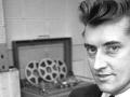 Joe Meek at his home recording studio, 1960s