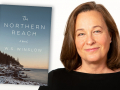 Author W. S. Winslow and her first novel, The Northern Reach