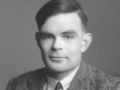Portrait of Alan Mathison Turing