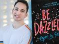 Author Ryan La Sala and his latest novel, Be Dazzled