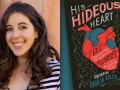 Dahlia Adler and her book His Hideous Heart