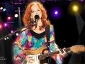 Bonnie Raitt, a blues and rock singer