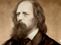 Alfred, Lord Tennyson, Poet Laureate of Great Britain