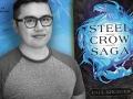 Paul Krueger and his new book, Steel Crow Saga