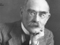 English author Rudyard Kipling