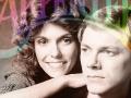 Pop duo The Carpenters, Karen and Richard
