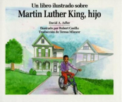 Un libro ilustrado sobre Martin Luther King, hijo