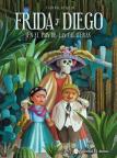 Frida y Diego en el país de las calaveras