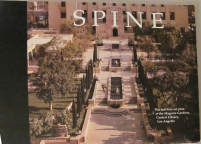 Spine: An account of the Jud Fine art plan at the Maguire Gardens, Central Library, Los Angeles
