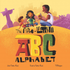 The Afro-Latino ABC alphabet