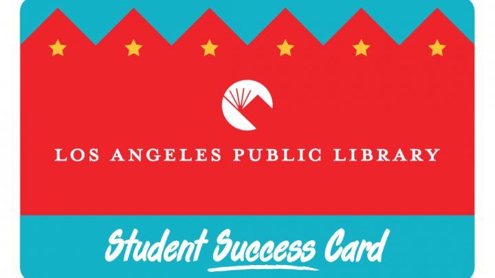 Student Success Library Card