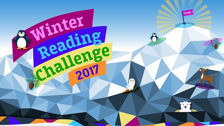 Winter Reading Challenge 2017