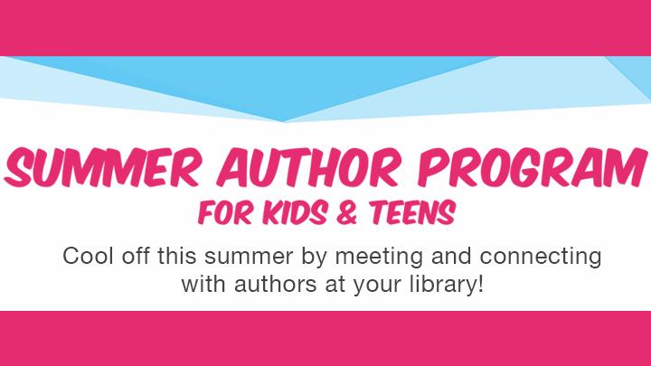 Summer Author Program