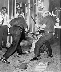 Harlem riots of 1964