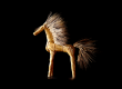 Straw Horse - Morgyn Owens-Celli, American Museum of Straw Art