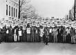 Solidarity March, Memphis, March 28, 1968