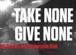 Take None/ Give None exhibit logo