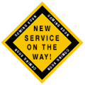 Coming Soon - New Service