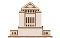 illustration of the Los Angeles Central Library tower