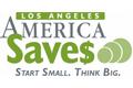 America Saves logo and slogan: start small, think big