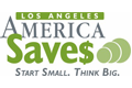 America Saves logo and slogan: start small, think big