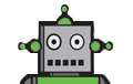 robot graphic from YALSA's teen teen week