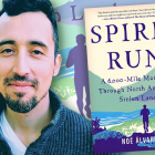 Author Noé Álvarez and his first-time memoir, Spirit Run: A 6,000-Mile Marathon Through North America's Stolen Land