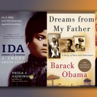 4 award winning books from African American authors