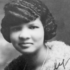 Miriam Matthews, 1920