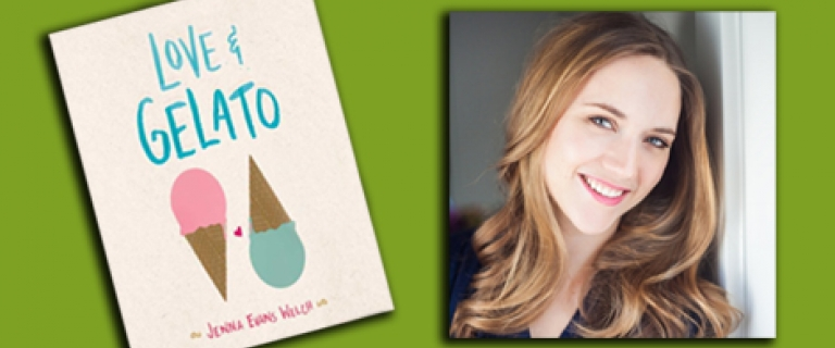 Love and Gelato book and its author
