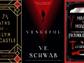 3 book covers of 2018 top ten books