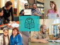 Collage of Adult Literary program volunteers