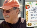 Mark Greenside and his latest book (Not Quite) Mastering the Art of French Living