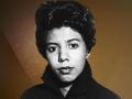 Playwright Lorraine Hansberry
